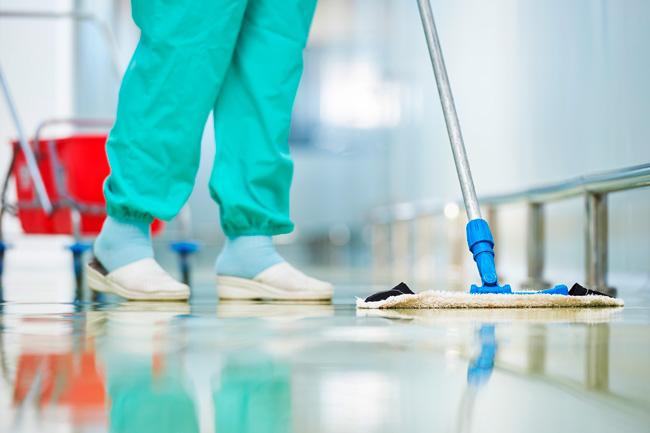 medizinische reinigung